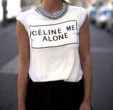 Celiene Me Alone