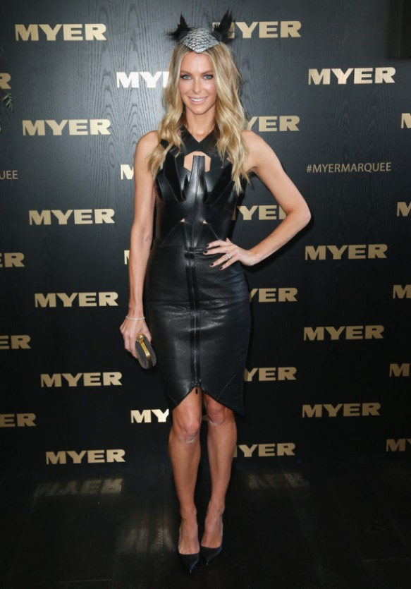 Derby Day: Jennifer Hawkins