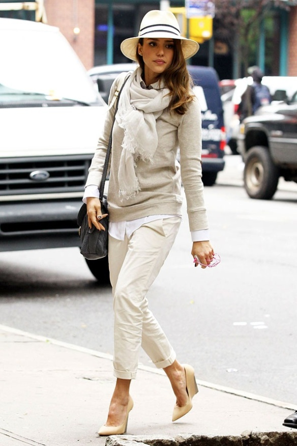 One Trend from 2013 to Wear in 2014: Winter White